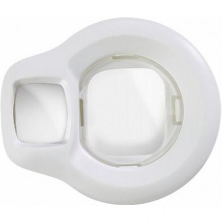 Fujifilm Instax Mini 8 selfie lens, alb