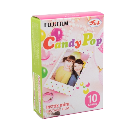 Fujifilm Instax Mini Pack Candy Pop - film instant