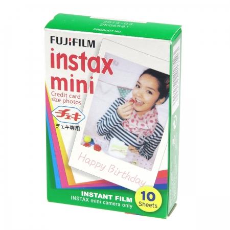 Fujifilm Instax Mini Pack Instant Film 54x86mm