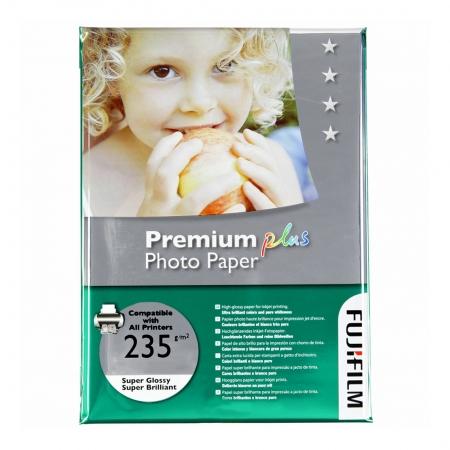 Fujifilm Premium Plus Photo Paper Glossy A4 20coli