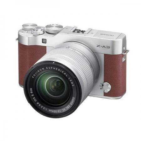 Fujifilm X-A3 XC 16-50mm F3.5-5.6 OIS II Maro