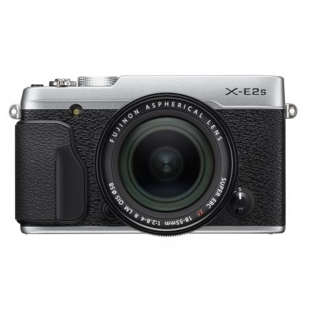 Fujifilm X-E2S kit 18-55  argintiu