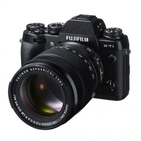 Fujifilm X-T1+ XF 18-135 negru