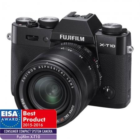 Fujifilm X-T10 Negru kit XF18-55 - RS125018444-1