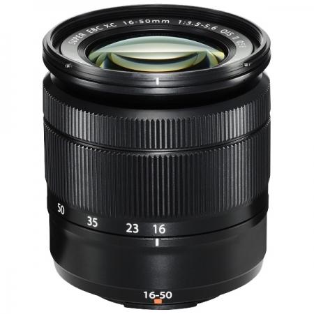 Fujifilm XC 16-50mm F3.5-5.6 OIS II negru