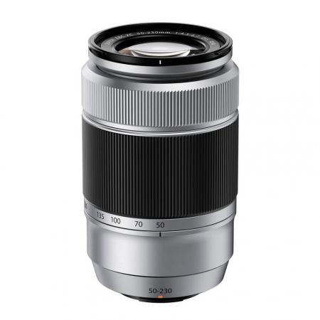 Fujifilm XC 50-230mm f/4.5-6.7 OIS argintiu
