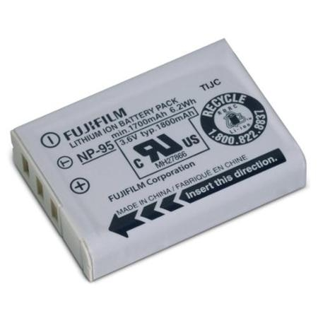 Fujifilm - acumulator original Li-Ion tip NP-95W, 1700mAh