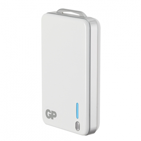 GP Portable PowerBank GPXPB20 alb - acumulator extern 4000mAh