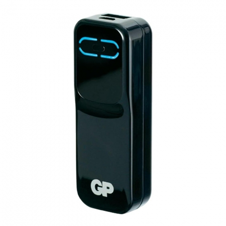 GP Portable PowerBank GPXPB21 negru - acumulator extern 2000mAh