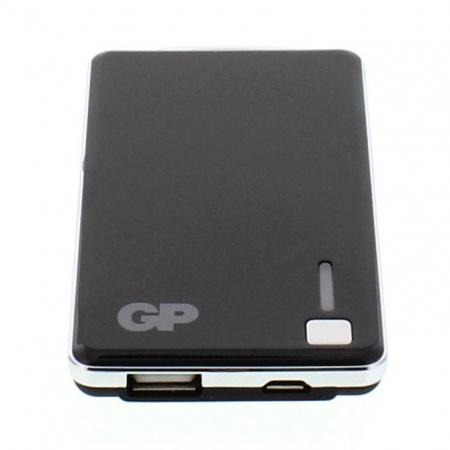 GP Portable PowerBank XPB322A negru - Acumulator extern 2500mAh
