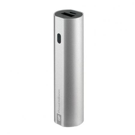 GP Powerbank - Acumulator portabil 2600 mAh, Argintiu