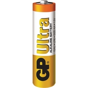GP Ultra - baterie alcalina R6 (AA) 1.5V