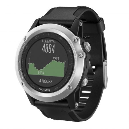 Garmin Fenix 3 - Smartwatch, Senzor Heart Rate, GPS