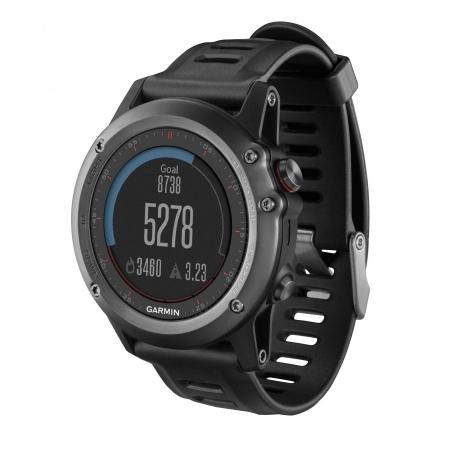 Garmin Fenix 3 - Smartwatch GPS, Gri