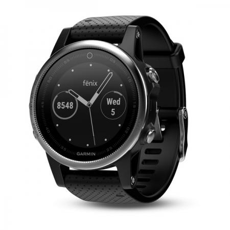 Garmin Fenix 5s - Smartwarch, GPS - Negru RS125035799