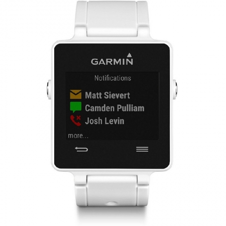 Garmin Vivoactive GR-010-01297-01 - Smart Watch alb