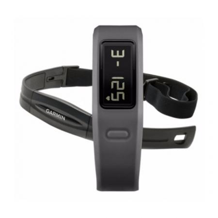 Garmin Vivofit - bratara sport gri + monitor cardiac