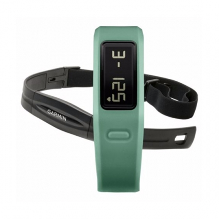 Garmin Vivofit - bratara sport verde + monitor cardiac