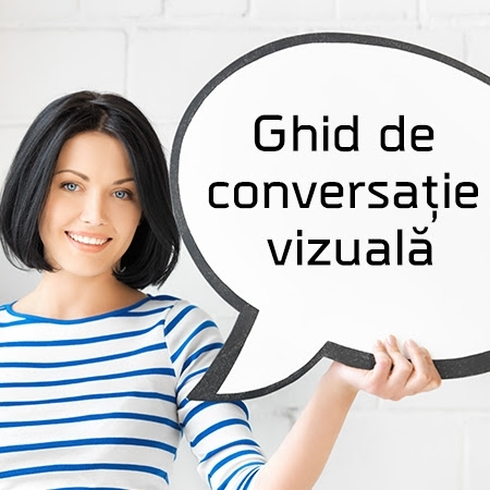 Ghid de conversatie vizuala in 4 module - seria XXI: 24-27 noiembrie 2016