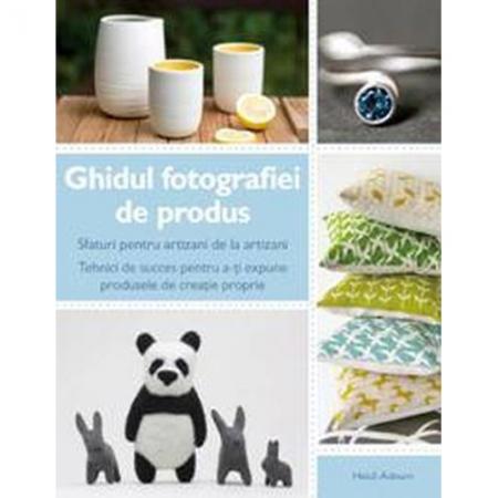 Ghidul fotografiei de produs - Heidi Adnum