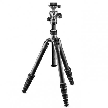 Gitzo GK1555T-82TQD - trepied foto + cap