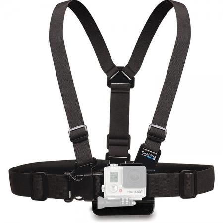 GoPro Chesty Mount - Sistem Prindere pe Piept pentru Camerele Video GoPro