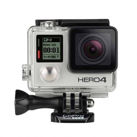 GoPro HERO 4 Silver Edition - camera de actiune