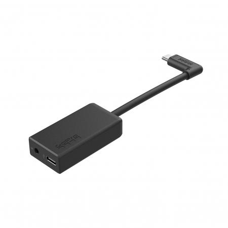 GoPro Pro - Adaptor Microfon 3.5mm pentru HERO5 Black/ HERO5 Session