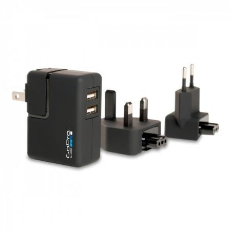 GoPro Wall Charger - Incarcator dublu USB