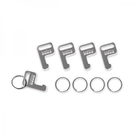 GoPro Wi-Fi Attachment Keys + Rings - kit accesorii telecomanda