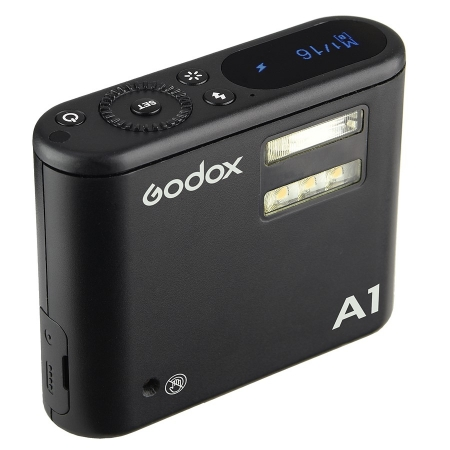 Godox A1 - Blit pentru telefonul mobil, transmitator integrat