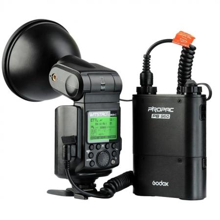 Godox AD360II-N - blitz TTL pentru Nikon