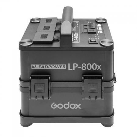 Godox Leadpower LP800X - invertor mobil cu acumulator