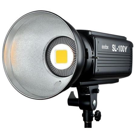 Godox SL100Y - Lampa LED Video, 3300K, Montura Bowens