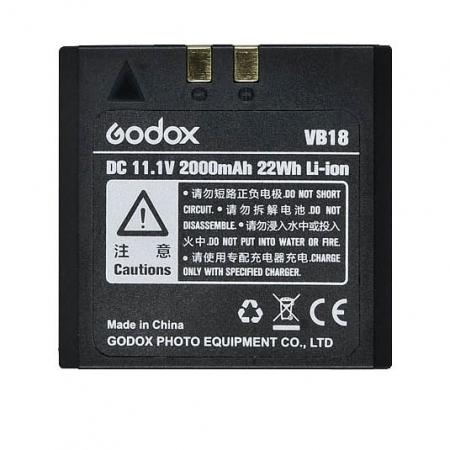 Godox VB-18 - acumulator Li-polimer pentru GODOX Ving 850/860