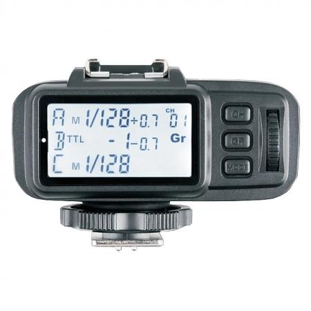 Godox X1T-N - transmitator radio TTL 1/8000 pentru Nikon