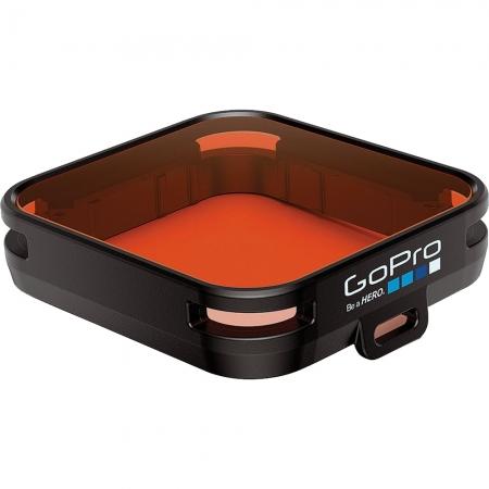 GoPro Red Dive - Filtru pentru Camerele Video GoPro, Carcasa Standard