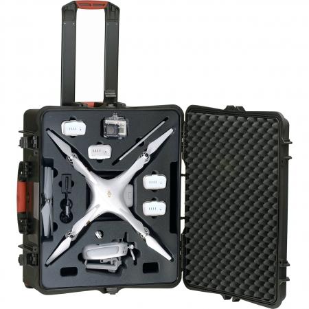 HPRC 2700W - geanta foto rigida - cu burete interior pentru Phantom 3