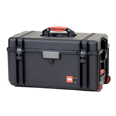 HPRC 4300CW - geanta foto/video/audio rigida cu bureti si roti