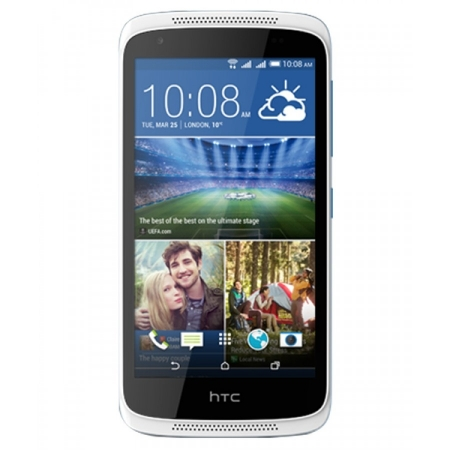 HTC Desire 526G+ Dual-SIM 16GB glacier blue / white RS125022240-16
