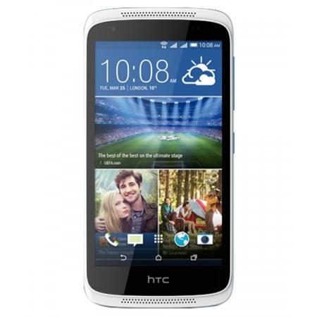 HTC Desire 526G+ Dual-SIM 16GB glacier blue / white RS125022240-25