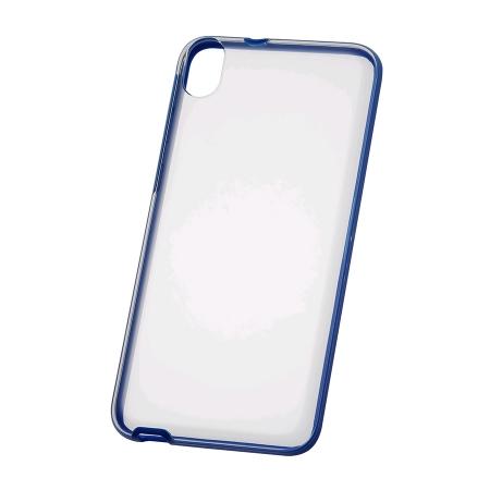 HTC HC C1041 - capac protectie spate pentru Desire 820 - albastru
