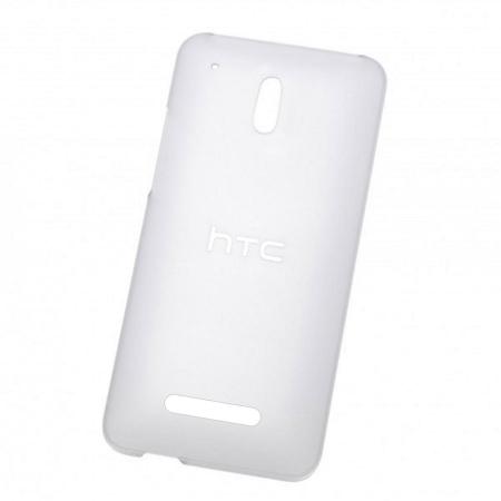 HTC HC C910 - Husa capac spate Double Dip HTC Desire 500 - transparent
