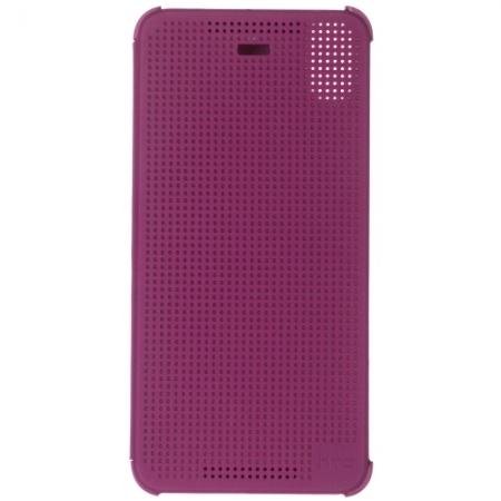 HTC HC M180 - Husa Dot View pentru HTC Desire 626 - mov