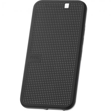 HTC HC M232 - husa Dot View pentru HTC ONE M9 - gri