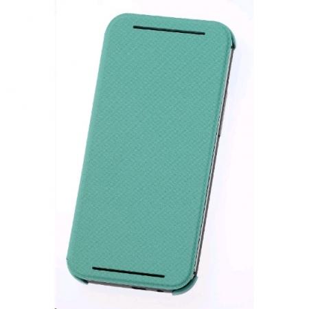 HTC HC V941 - Husa flip pentru HTC ONE M8 - Verde