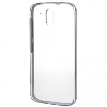 HTC - Husa Capac Spate Transparenta pentru Desire 326/ 526