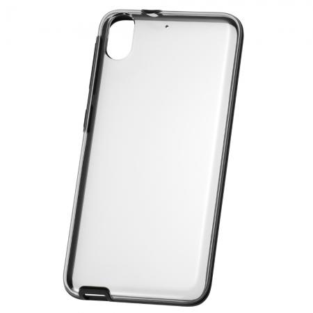 HTC - Husa Capac Spate Transparenta pentru Desire 626