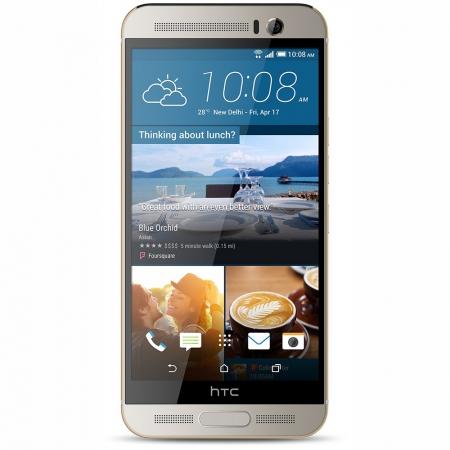 HTC ONE M9 Plus gold  - Argintiu RS125019066-3