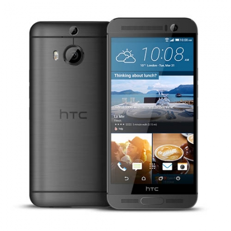HTC ONE M9 Plus - grey - RS125022569-1